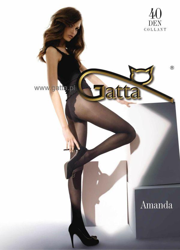 Gatta Amanda 40 DEN