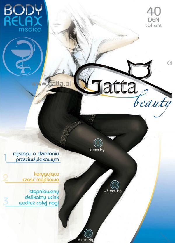 Gatta Body Relax Medica 40 DEN