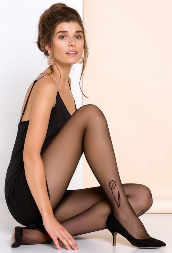 Gabriella Carole Black 20 DEN