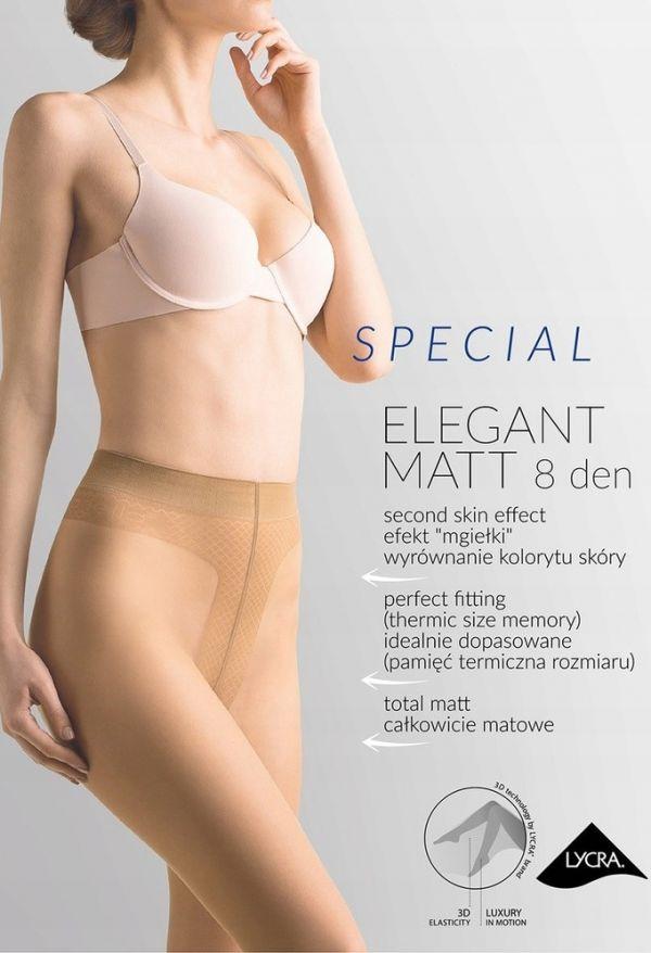 Gabriella Elegant Matt 8 DEN