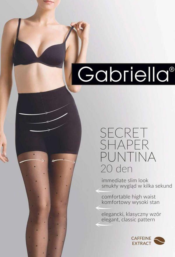 Gabriella Secret Shaper Puntina 20 DEN