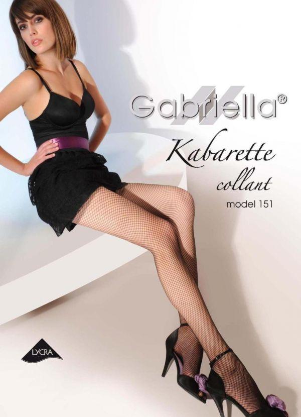 Gabriella Kabarette Collant 151 rot