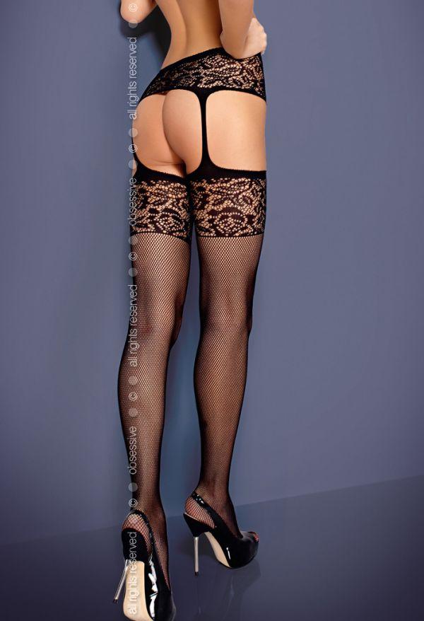Obsessive Garter Stockings S500