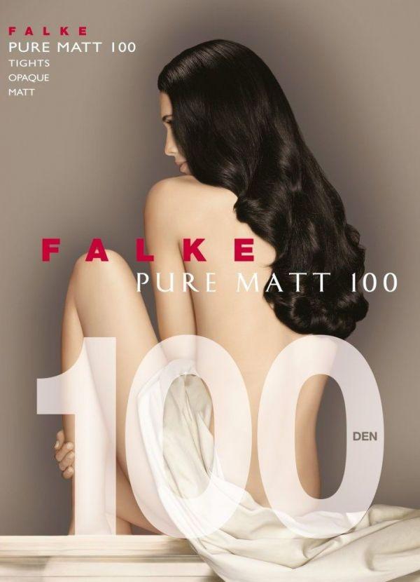 Falke Pure Matt 100
