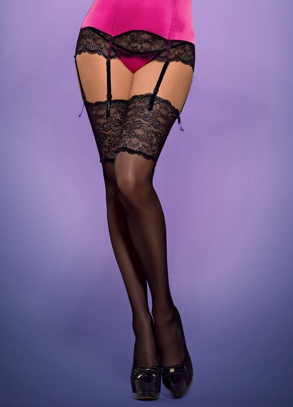 Obsessive Roseberry Stockings