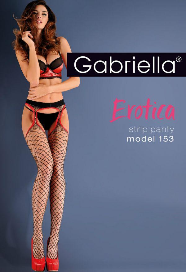 Gabriella Erotica Strip Panty 153