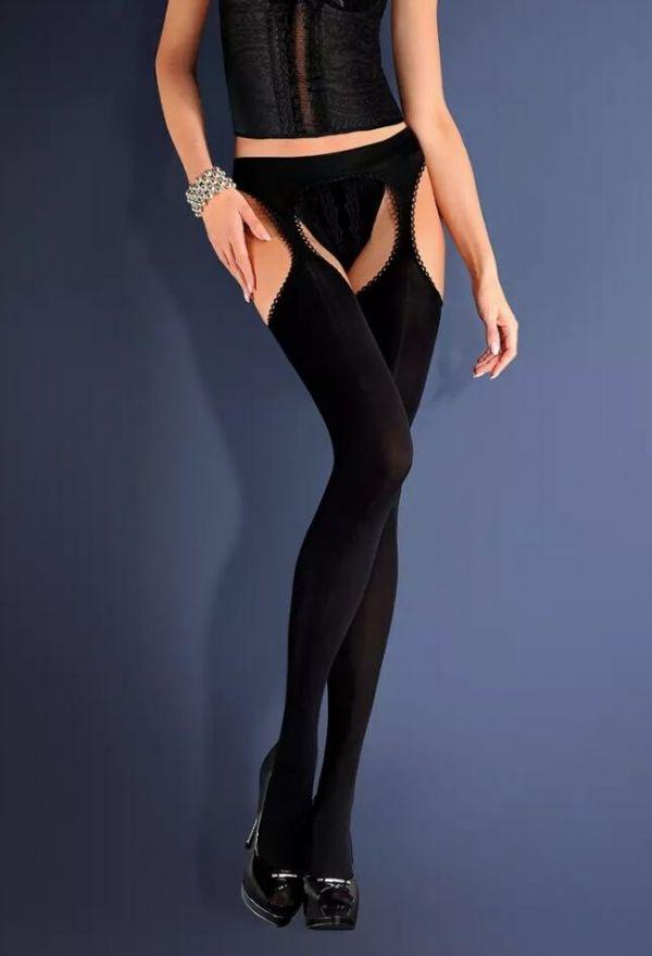 Gabriella Erotica Strip Panty Microfibre